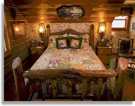 Sequoia Bed and Breakfast Lodging